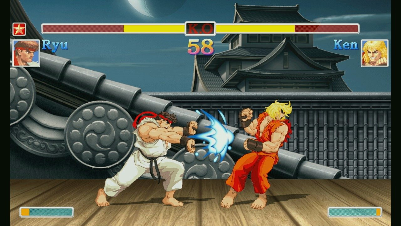 Ultra Street Fighter II: The Final Challengers - Nintendo Switch [Importación alemana]: Amazon.es: Videojuegos