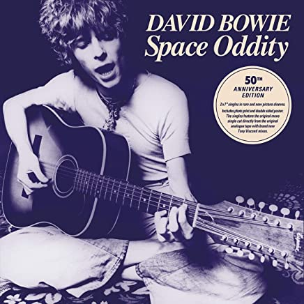 Space Oddity (50th Anniversary EP) (Vinyl)