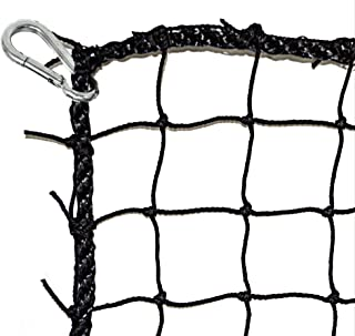 Just For Nets #36 Twisted Knotted Nylon Baseball Backstop Net