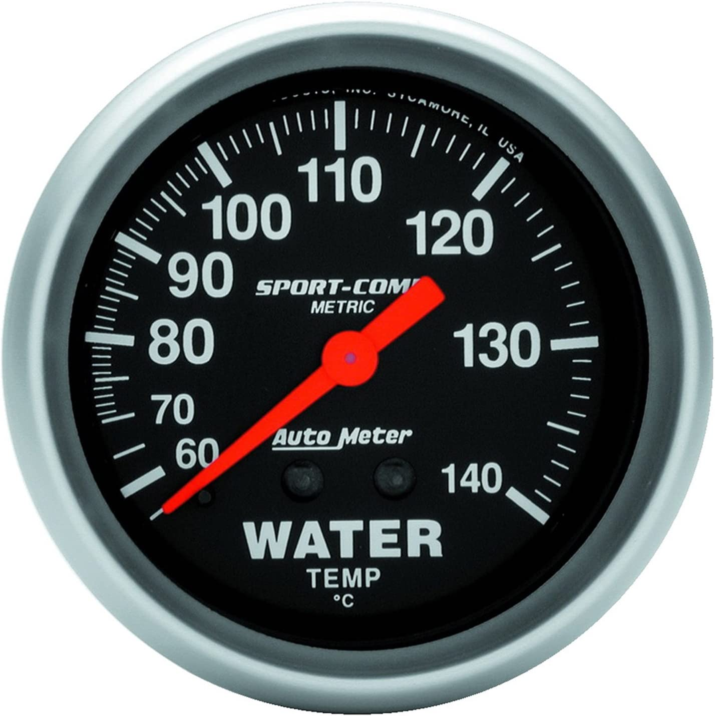 Auto Meter 3431-M Sport-Comp Temperature Metric Mechanical Sale Max 78% OFF Special Price Water