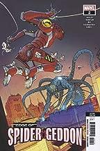 Edge of Spider-Geddon #2 Second Print
