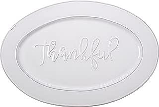 Precious Moments Bountiful Blessings Thankful Turkey Platter