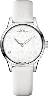 88 Rue du Rhone - Mujer Swiss Reloj 88 Rue Du Rhone 87 wa163201 Cuarzo Blanco Pulsera