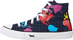 Chuck Taylor® All Star® Worldwide - Hi (Little Kid/Big Kid)