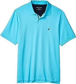 Big & Tall Short Sleeve Solid Deck Shirt