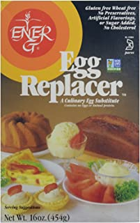 Ener-G Egg Replacer- 16 Oz (Pack of 3)