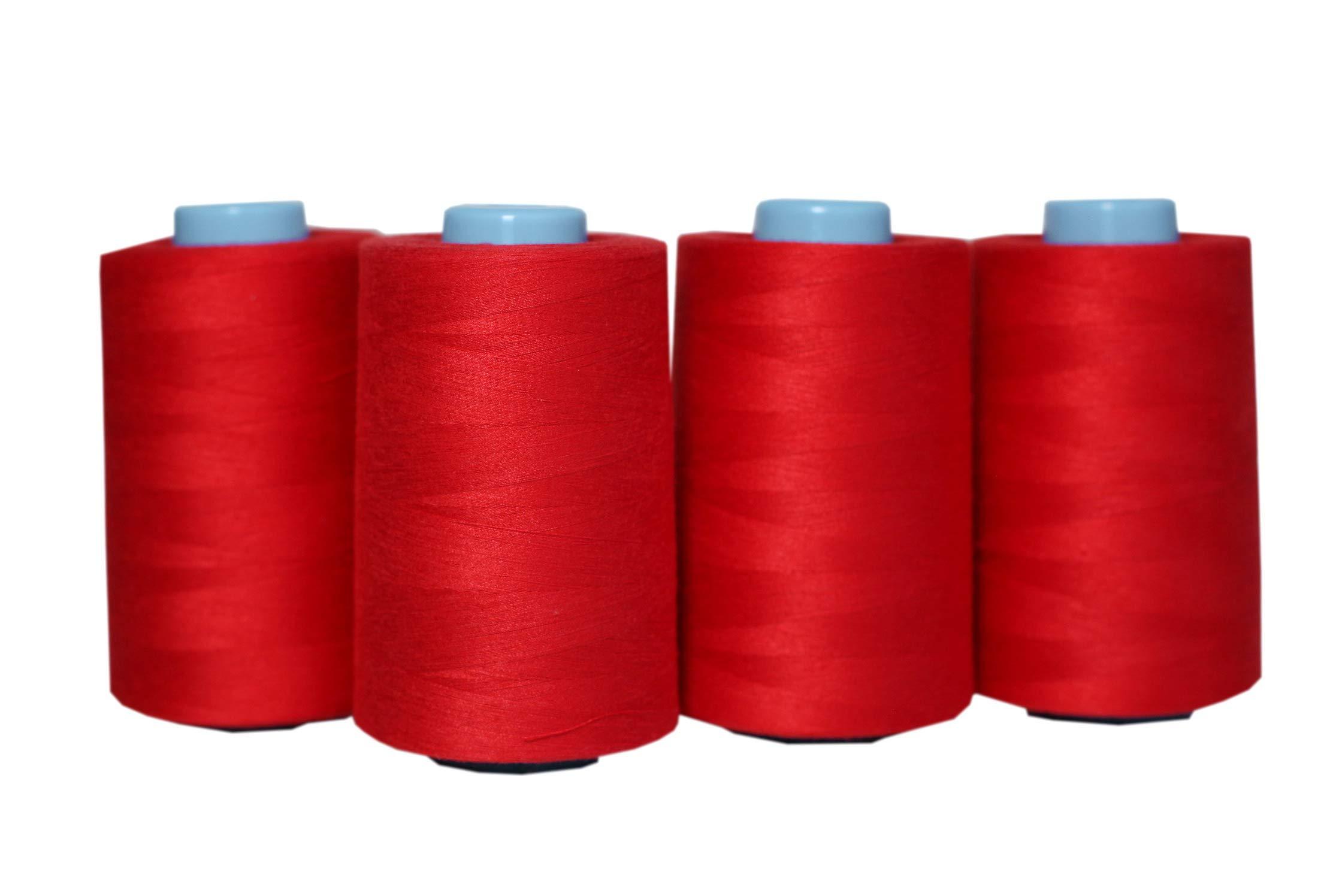 Serger Sewing Purpose Polyester overlock