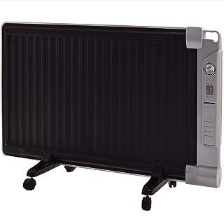 Syntrox Germany GH-2400W - Radiador híbrido de calor y aceite en un calefactor de infrarrojos