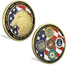 coin force challenge coins