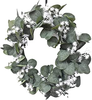 Amazon Co Uk Decorative Wreaths Swags Hangers Plastic Wreaths Swags Hangers Decor Home Kitchen