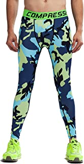 allenamento termico da corsa Calzamaglia Superman Blue L motivo supereroe legging intimi da corsa Fringoo/® Collant da uomo a compressione