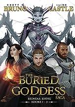 Buried Goddess Saga: Redstar Rising (Books 1-3)