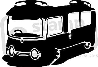 A4 'Fire Truck' Wall Stencil / Template (WS00010627)
