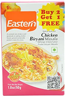 Eastern, Chicken Biryani Masala, 50 Grams(gm)