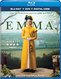 Jane Austen's EMMA comes to life on Digital May 5 and on Blu-ray, DVD May 19 from Universal Pictures