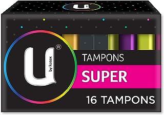 Kotex Super Feminine Care Tampons, 16ct