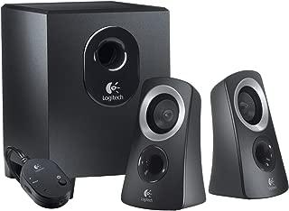 Logitech Z313 Speaker System (Renewed)
