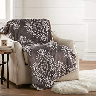 BY MEMBER'S MARK Reversible Lounge Throw Autumn 2019 ~ Color: Emma (60 X70 in~ 152 cm. x 178 cm.)
