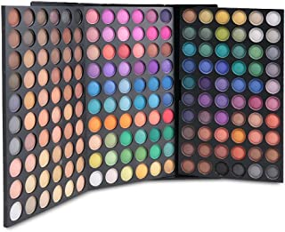 Professional 180 120 88 78 colors long lasting shimmer matte Eyeshadow palette collection (B459-180)