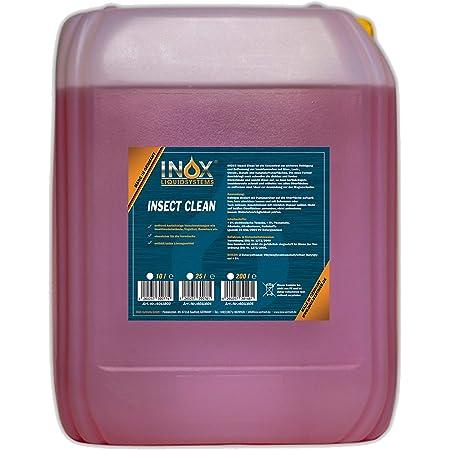 Inox Insektenreiniger Insektenentferner Konzentrat 5l Reiniger Für Die Fahrzeugpflege Auto