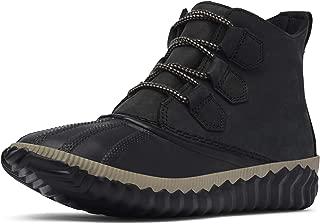 black sorel rain boots