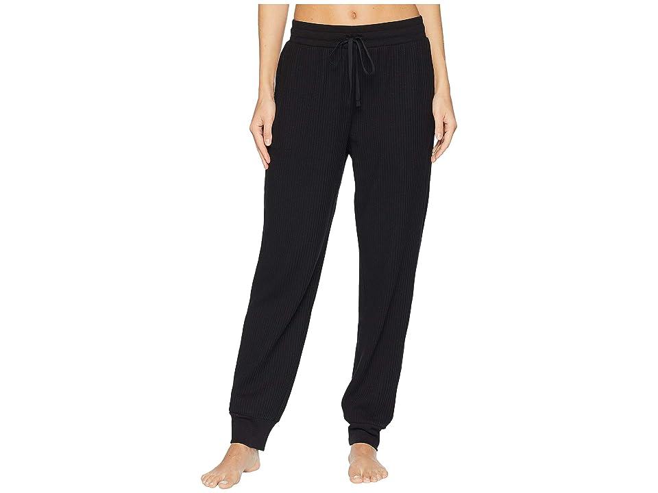 Donna Karan Jogger Pants (Black) Women