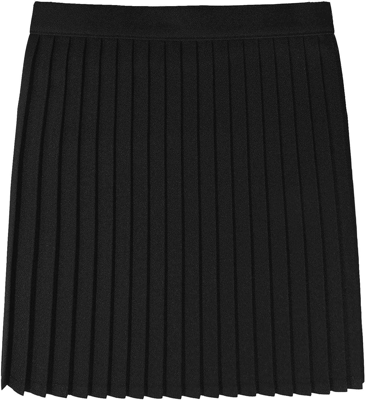 Fashion Fateek Kids School Uniform Girls Summer Dress Sports Wear Kilt PE Netball Gym Skirt