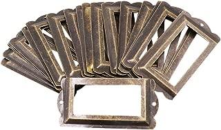 vintage style tags