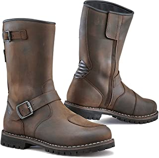 TCX Street Ace Air Anthracite Commuting Street Motorcycle Boots All Mens Sizes