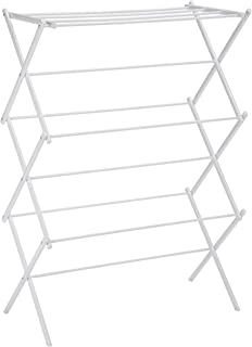 how to fold drying rack