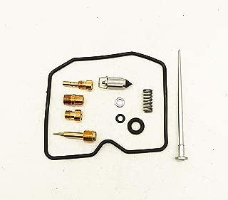 I-Joy New Carburetor Repair Rebuild Kit Compatible with 1987-2007 Kawasaki KLR650 1987 1989 1990 1991 1992 1993 1994 1995 1996 1997 1998 1999 2000 2001 2002 2003 2004 2005 2006 2007 Carb Repair Kit
