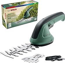 Bosch Garden Shears EasyShear (integrated 3.6V Battery, Battery runtime: 40 min, blade length: 12 cm (shrub) / 8 cm (Gras...