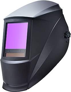 Antra Welding Helmet Auto Darkening AH7-860-0000 Huge Viewing Size 3.86X3.5
