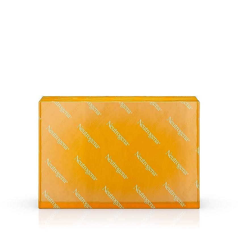 キウイクルーズフェミニン海外直送品 Neutrogena Neutrogena Transparent Facial Bar Soap Fragrance Free, Fragrance Free 3.5 oz