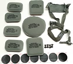 USGI ACH MI Helmet Pads & Velcro Replacement Kit
