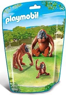 Playmobil 6648 Orangutan Family