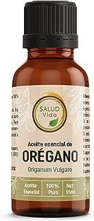 SaludVida Aromaterapia (Aceite esencial de oregano