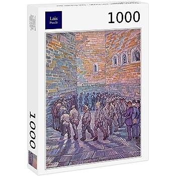 Lais Puzzle Vincent Willem Van Gogh - La Ronda de prisioneros 1000 ...