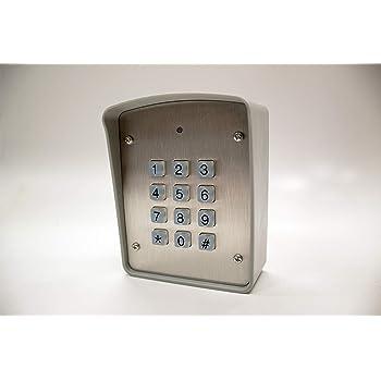 AAS 19-100SG Advantage DKLP Low Power Single Gang Digital Keypad Model Replacement 26-100SG
