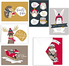 barn owl christmas cards
