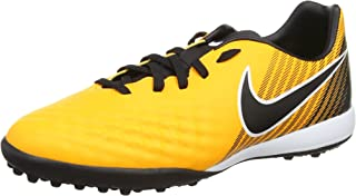 Nike Kids' Magistax Onda II TF Soccer Cleats Laser Orange/Black