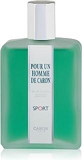 Caron Pour Homme Sport by Caron Eau De Toilette Spray 4.2 oz / 125 ml (Men)