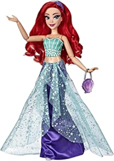 Disney Princess Style Series, Ariel Doll in Contemporary Style with Purse & Shoes