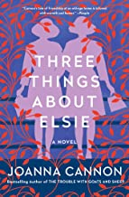 Three Things About Elsie: A Novel PDF