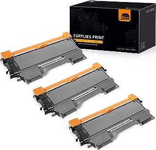 JARBO Compatible for Brother TN450 TN-450 Toner Cartridges, 3 Black, Use with Brother HL-2270DW HL-2280DW HL-2230 HL-2240 HL-224D Brother MFC-7860DW MFC-7360N Brother DCP-7065DN Printer