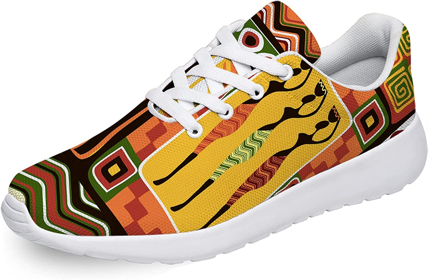 Ciadoon African Max 43% OFF Shoes Mens unisex Womens Running S Tennis Walking