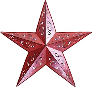 Grila RED LACY Metal BARN Star 24