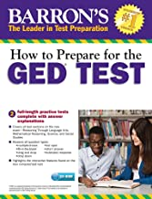 How to Prepare for the GED Test with CD-ROM, 2nd Edition (Barron's Ged (Book & CD-Rom))