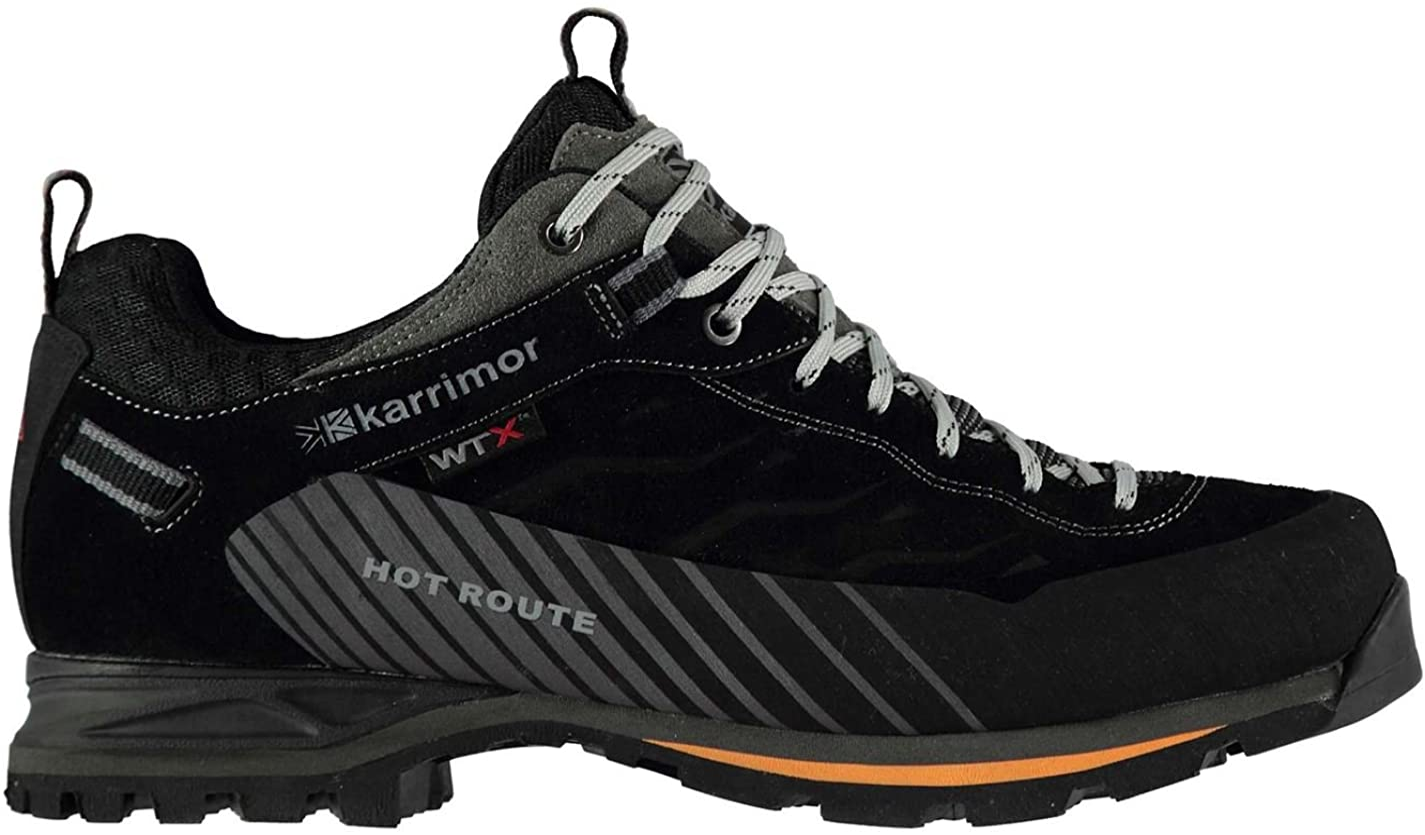 Mens Karrimor Ridge WTX Walking Shoes Waterproof New