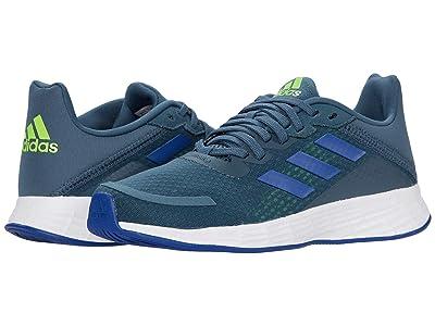 adidas Kids Duramo SL (Little Kid/Big Kid) (Legacy Blue/Team Royal Blue/Signal Green) Boys Shoes